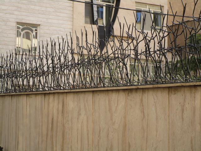 حفاظ شاخ گوزنی قهوه ای کوره ای