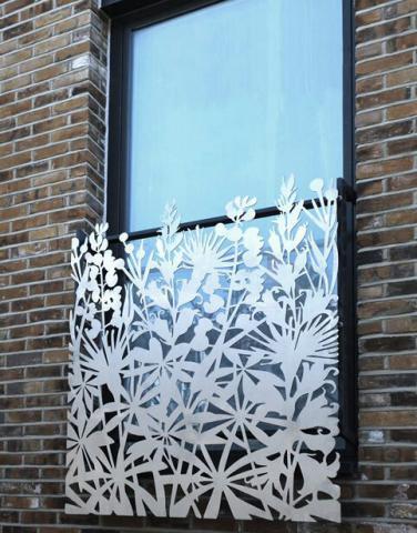 حفاظ پنجره CNC
