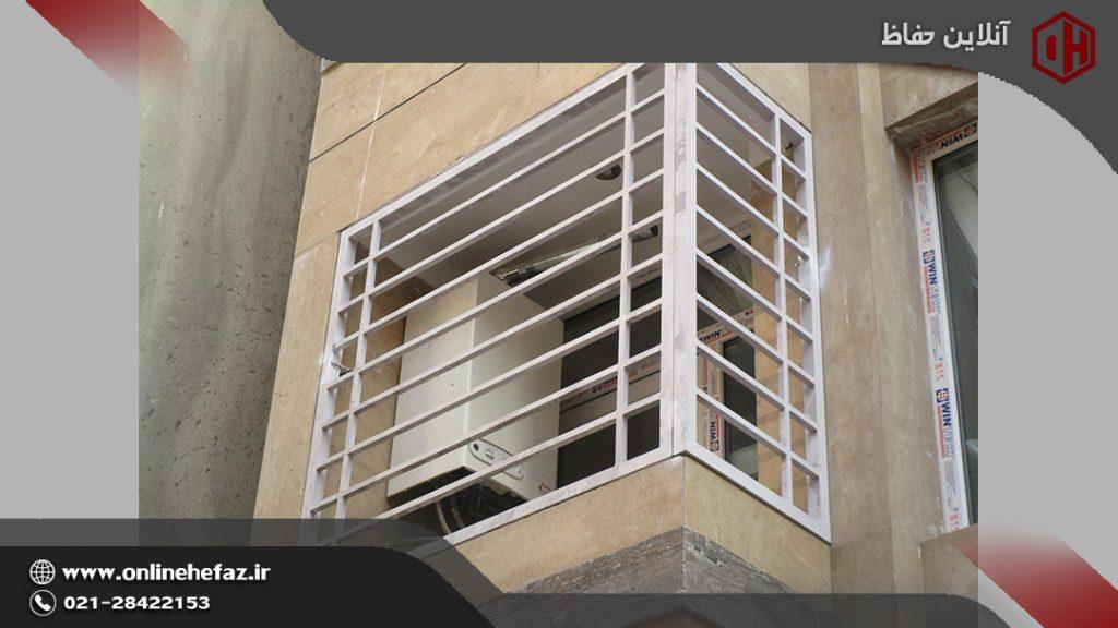 نصب حفاظ پنجره