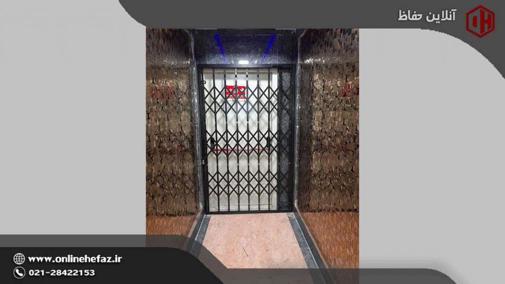 دروازه آکاردئونی به شهر حسن خان